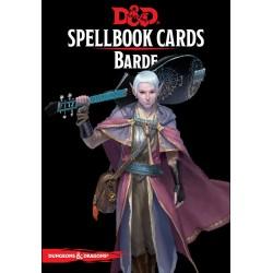 Dungeons & Dragons : Cartes de sorts: Barde