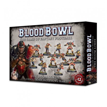 Les Doom Lords - The Doom Lords BLOOD BOWL TEAM
