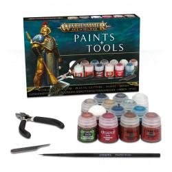 Set de peinture et d'outils Warhammer Age of Sigmar