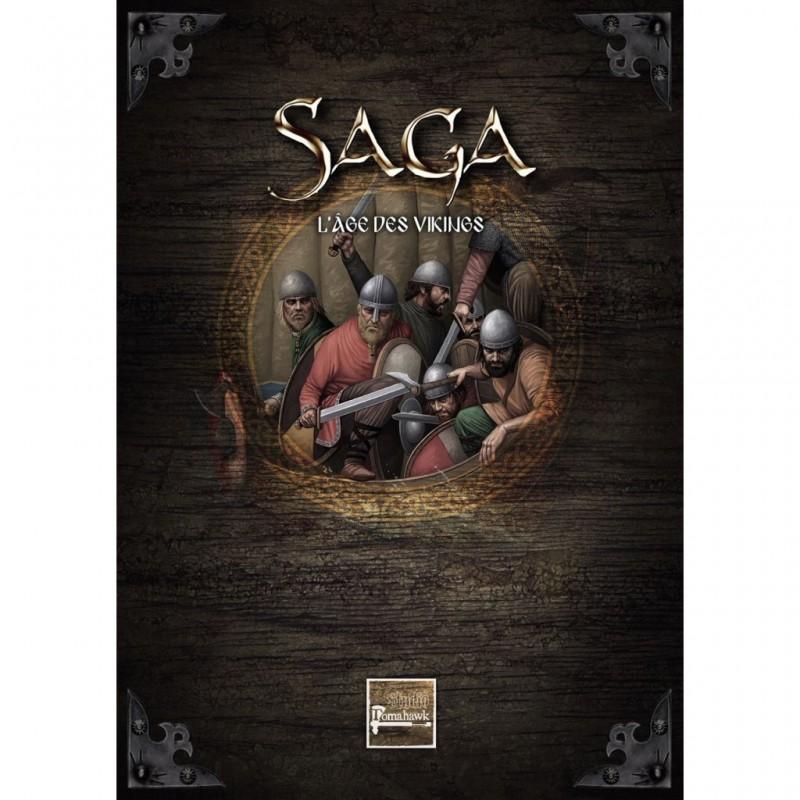 Univers Saga : l'Âge des Vikings*