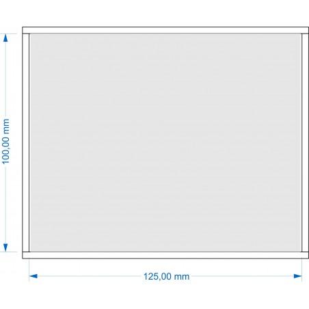 Plateau de mouvement 125x100mm Fermé