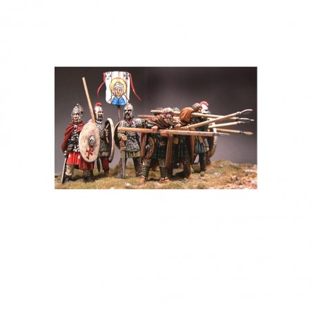 Starter Brito-Romains