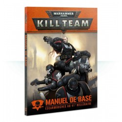 Wh40K: Kill Team Core Manual (Francais)