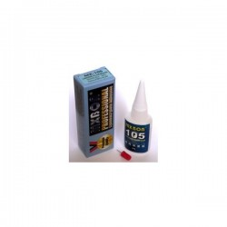 MX105 - CYANOACRYLATE ADHESIVE QUICK THIN