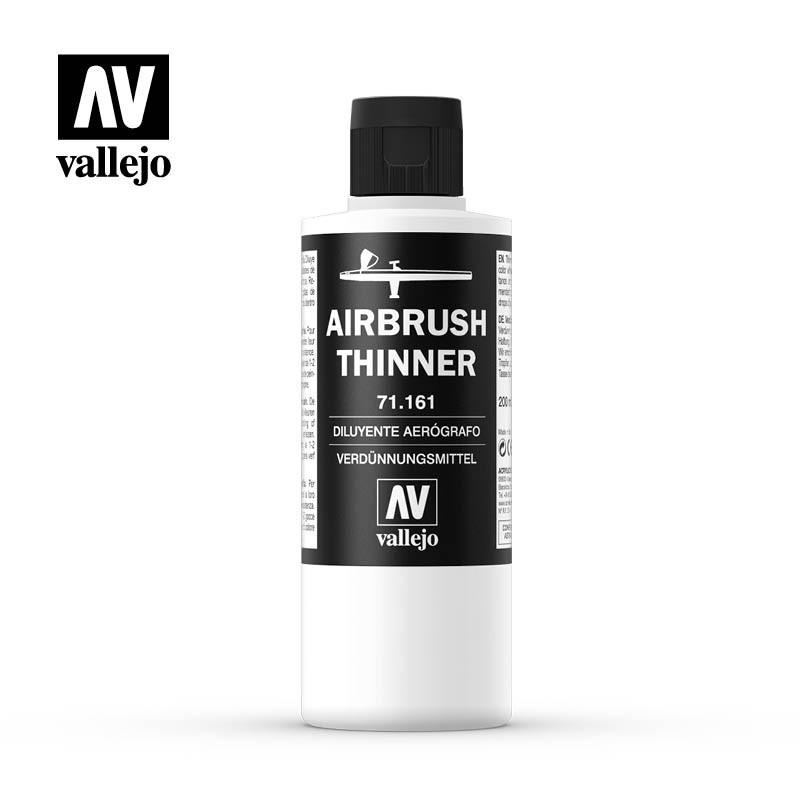 Airbrush Thinner - Diluant Aérographe - 200ml