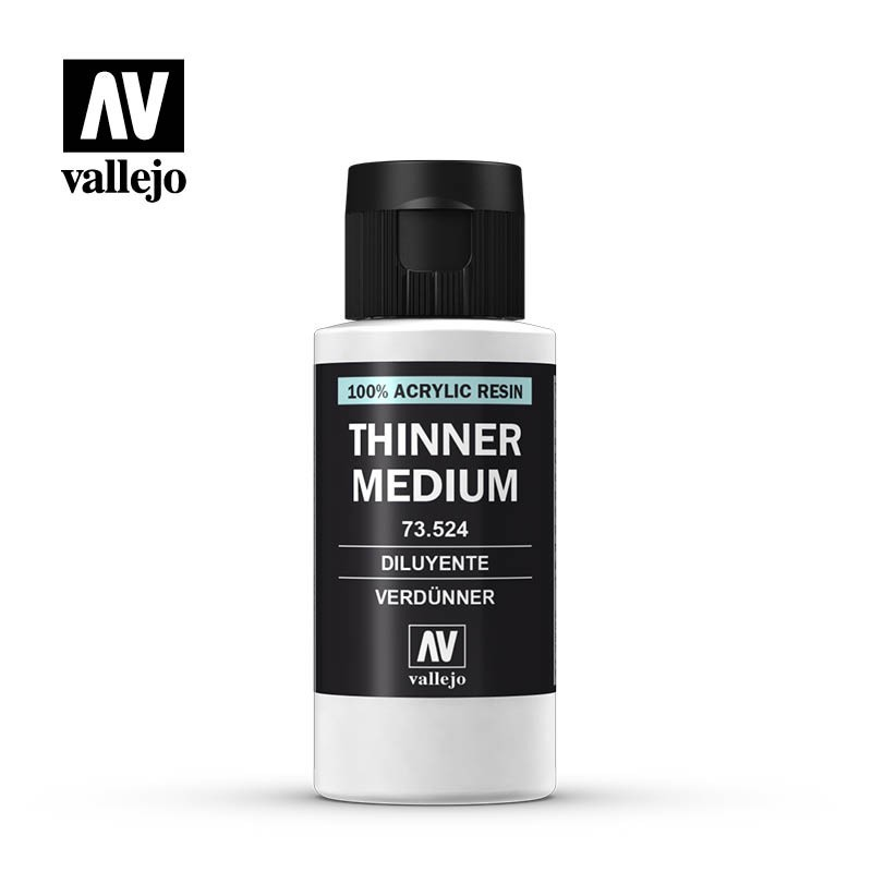 73524 - Thinner - Diluant - 60ml