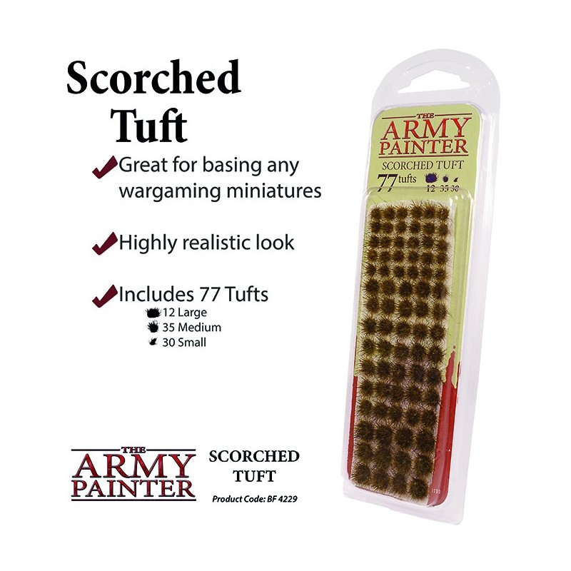 Battlefields: Scorched Tuft