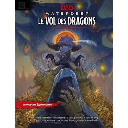 Dungeons & Dragons : Waterdeep : Le vol des dragons