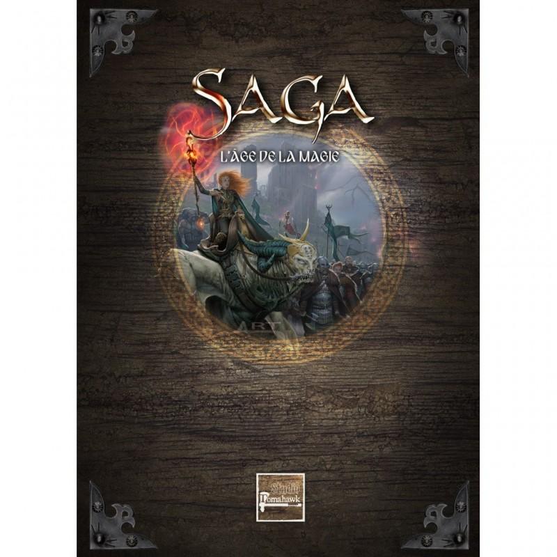 Univers Saga : l'Âge de la Magie