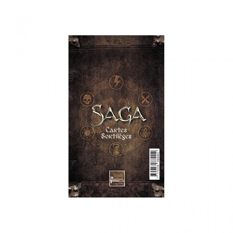 Saga : Cartes de Sortilèges Age de la Magie