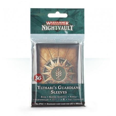 Étuis des Gardiens d'Ylthari
