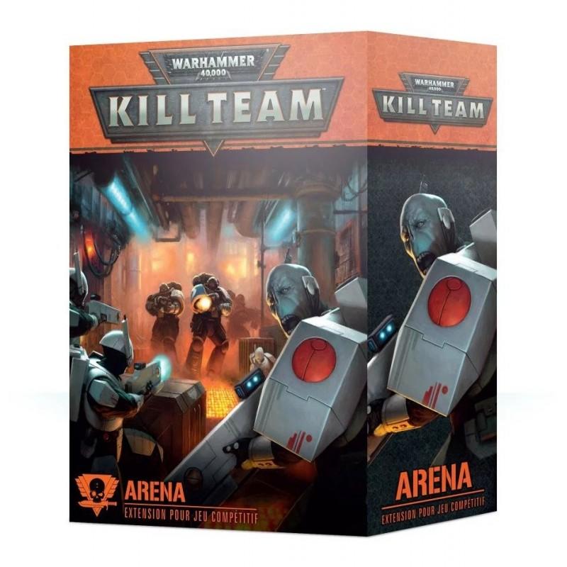 Kill Team: Arena – Extension de Jeu Compétitif