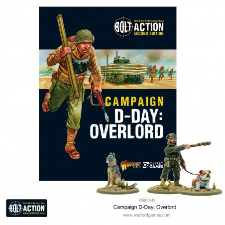 Bolt Action Campaign: D-Day: Overlord (EN)