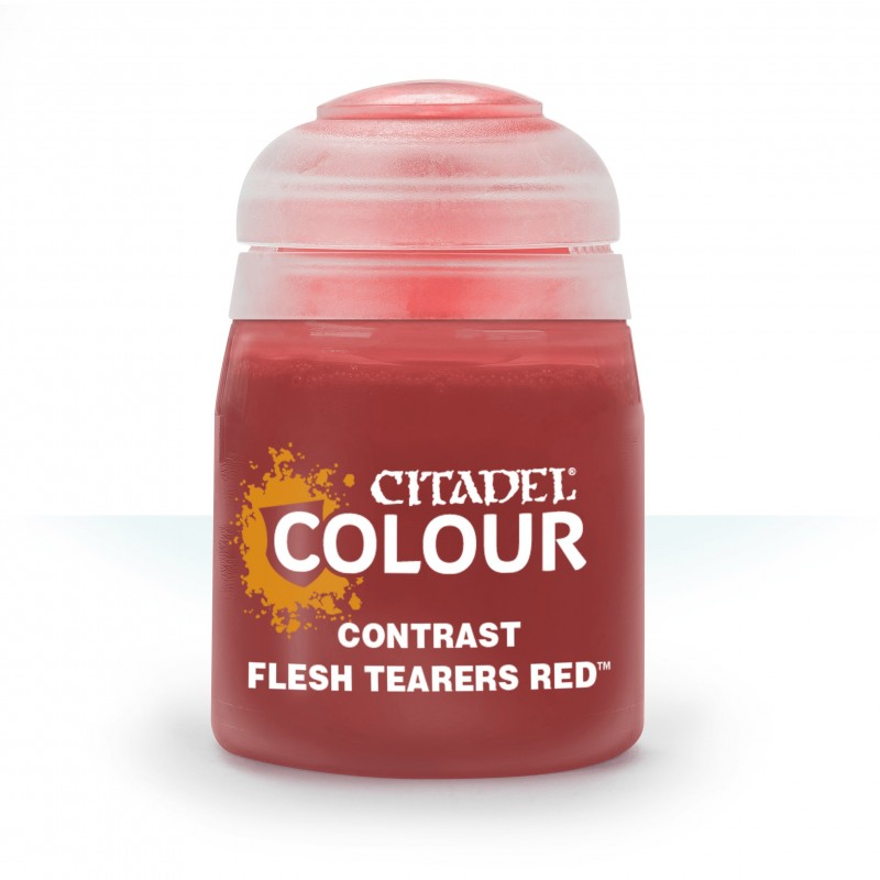Contrast - Fleshtearers Red - 18ml