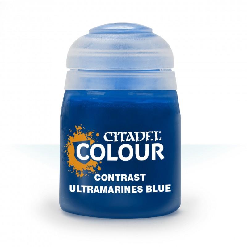 Contrast - Ultramarines Blue - 18ml
