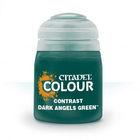 Contrast - Dark Angels Green - 18ml