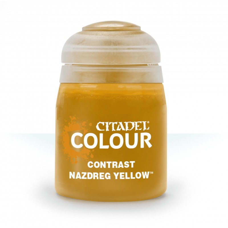 Contrast - Nazdreg Yellow - 18ml