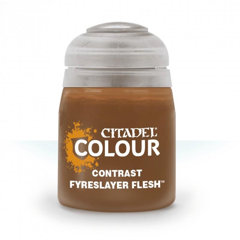 Contrast - Fyreslayer Flesh - 18ml