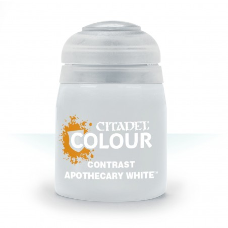 Contrast - Apothecary White - 18ml