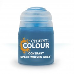 Contrast - Space Wolves Grey - 18ml