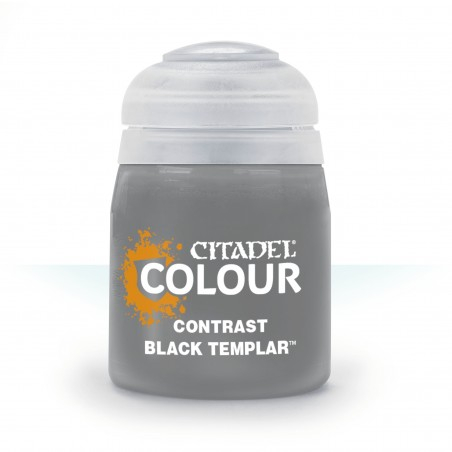 Contrast - Black Templar - 18ml