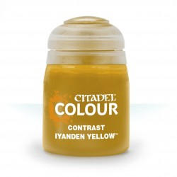 Contrast - Iyanden Yellow - 18ml