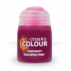 Contrast - Volupus Pink - 18ml