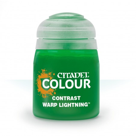 Contrast - Warp Lightning - 18ml