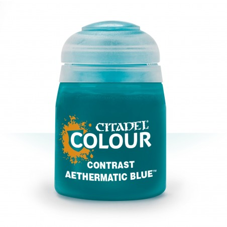 Contrast - Aethermatic Blue - 18ml