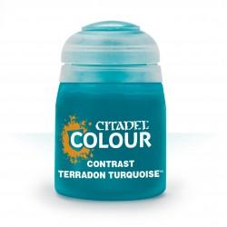 Contrast - Terradon Turquoise - 18ml