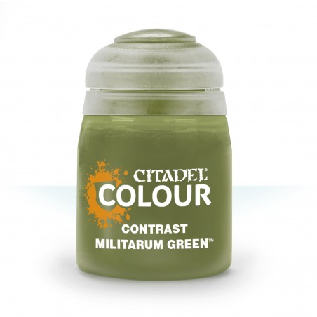 Contrast - Militarum Green - 18ml