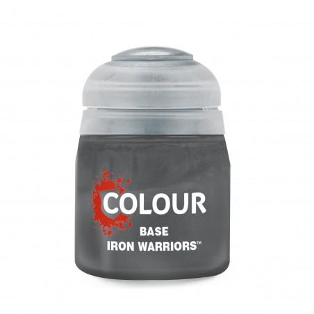 Base - Iron Warriors - 12ml