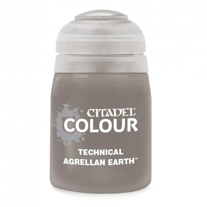 Technical - Agrellan Earth - 24ml