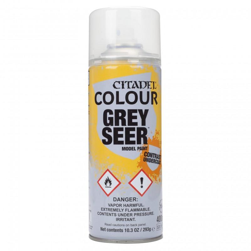 Aérosol Grey Seer
