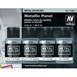 77601 - Metallic Panel