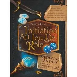 INITIATION AU JEU DE RÔLE 1 – Fantasy