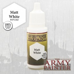 Warpaints Matt White