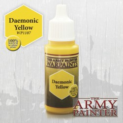 Warpaints Daemonic Yellow