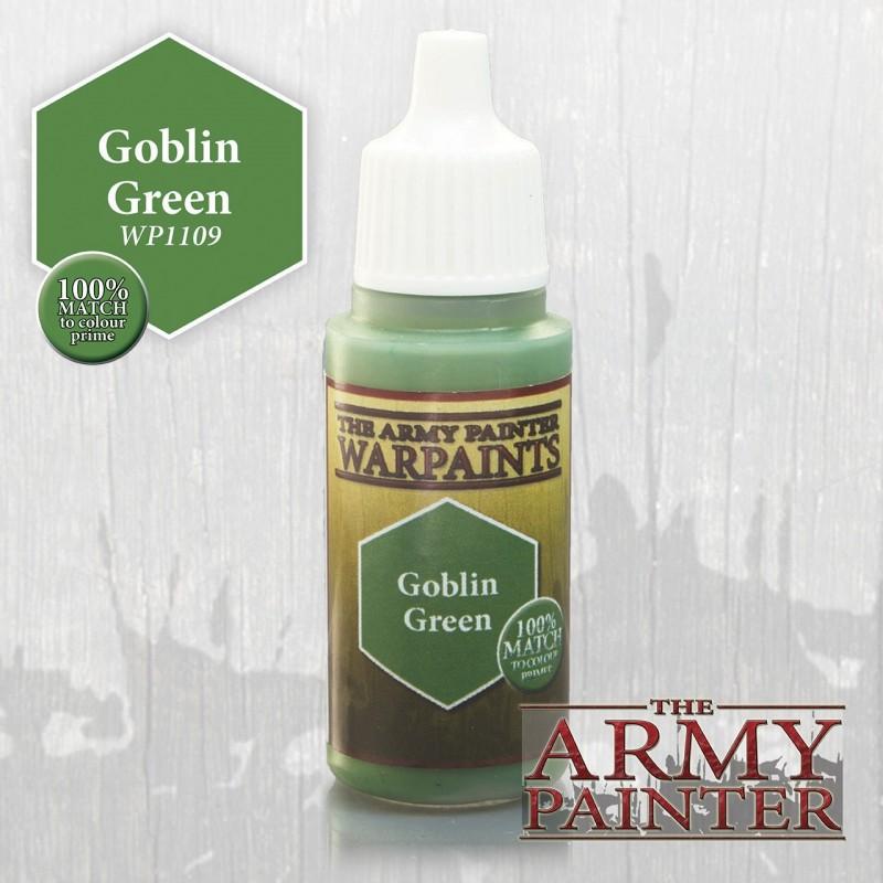 Warpaints Goblin Green
