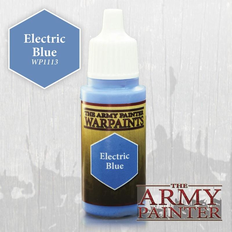 Warpaints Electric Blue