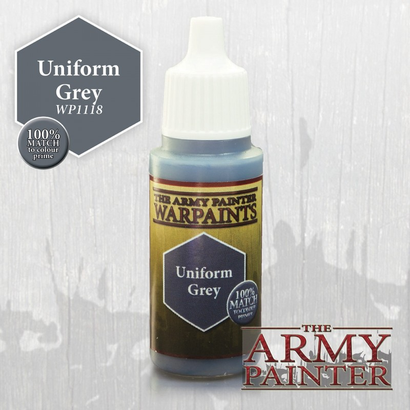 Warpaints Uniform Grey