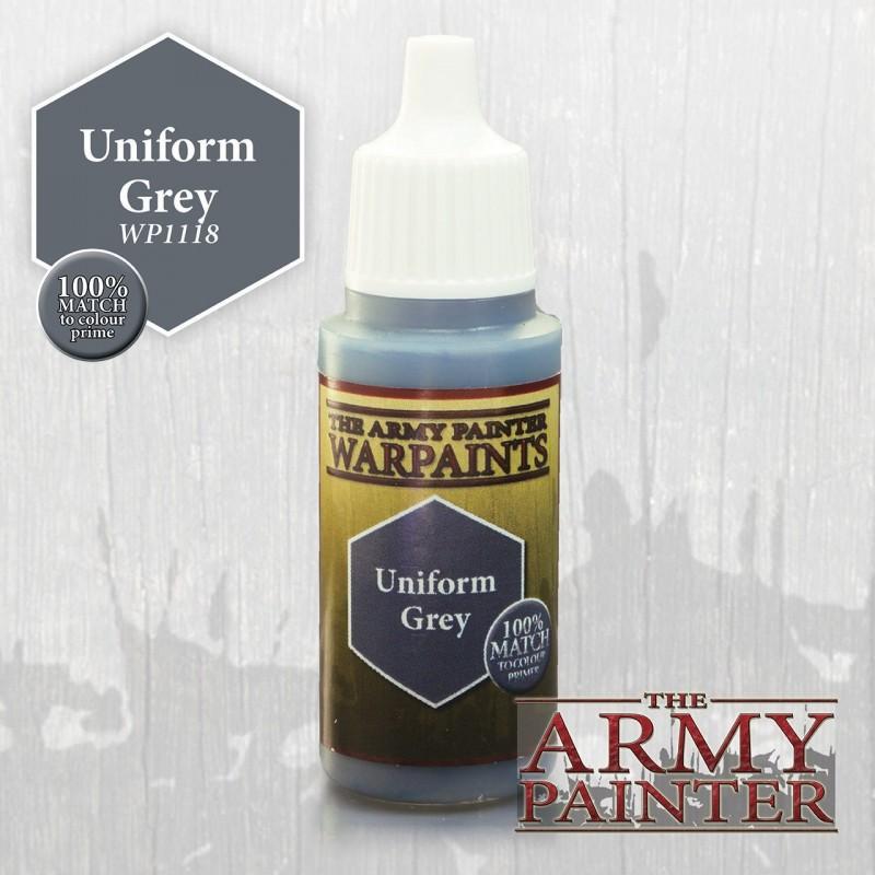 Warpaints Uniform Grey