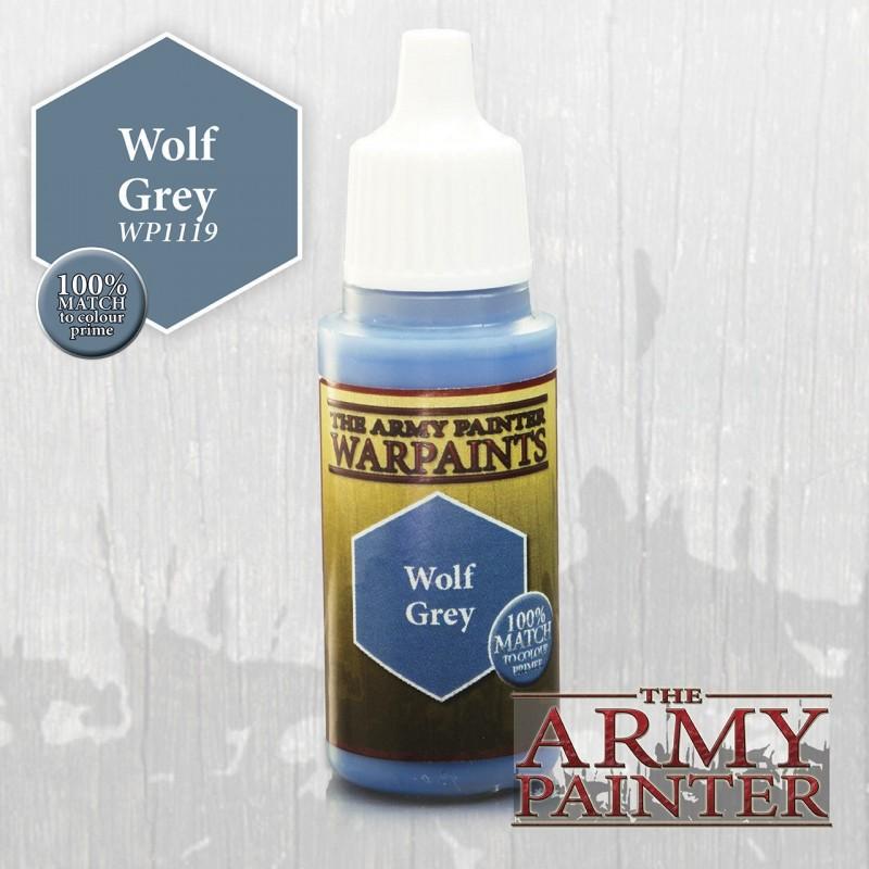 Warpaints Wolf Grey