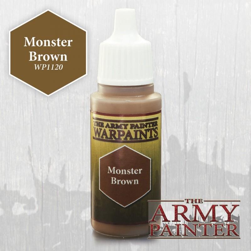 Warpaints Monster Brown