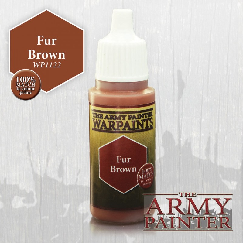 Warpaints Fur Brown