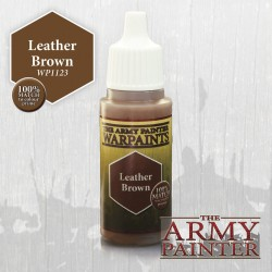 Warpaints Leather Brown