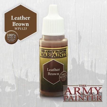 Warpaints Leather Brown