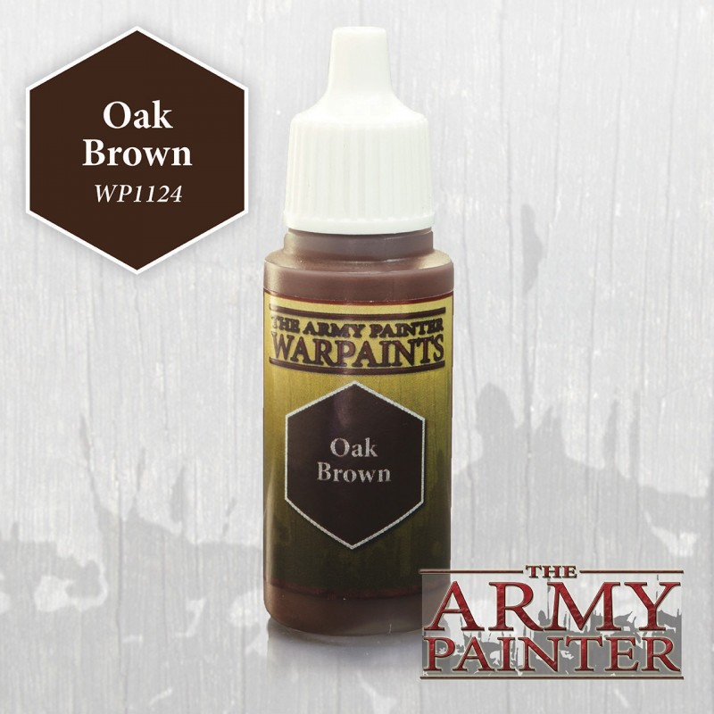 Warpaints Oak Brown