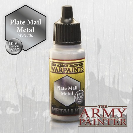 Warpaints Plate Mail Metal