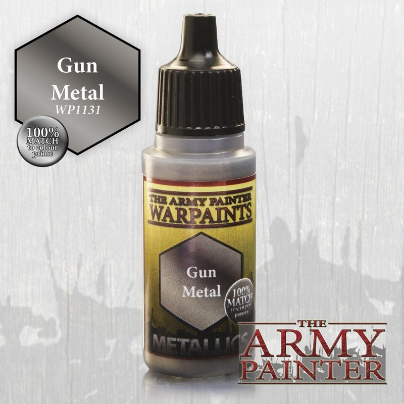 Warpaints Gun Metal